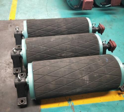 油冷式DYI-JYD型电动滚筒
